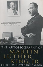 Autobiography of Martin Luther King, Jr.   -     By: Martin Luther King Jr, Clayborne Carson