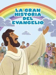 La Gran Historia del Evangelio, 12 Folletos   (The Big Picture Evangelism, 12 Booklets)