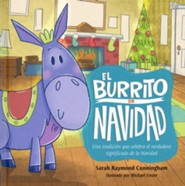 El burrito de Navidad, The Donkey in the Living Room
