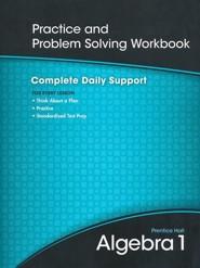 Prentice Hall Algebra Student Workbook