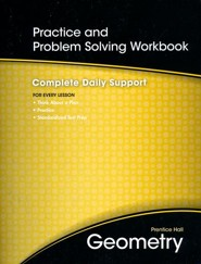Prentice Hall Geometry Student Workbook