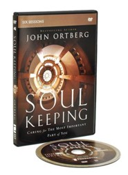 Soul Keeping: A DVD Study: Caring for the Most Important Part of You - Slightly Imperfect