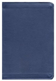 Blue Large Print