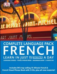 Complete Language Pack: FRENCH
