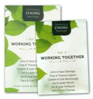 Growing a Strong Marriage: Working Together, DVD/Study Guide Pack