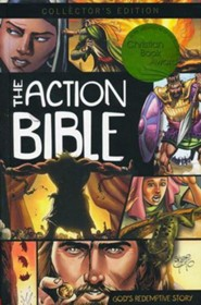 Action Bible Special Collector's Edition, hardcover