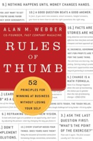 Rules Of Thumb  -     By: Alan M. Webber