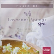 Music of Lavender Springs Spa CD