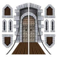 Castle Drawbridge Set