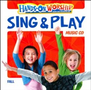 Hands-On Worship Sing & Play CD, Fall