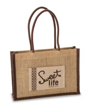 Sweet Life Café Tote
