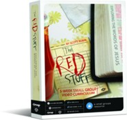 The Red Stuff: 5-Week DVD Curriculum