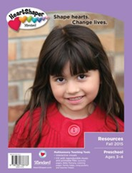 Heartshaper: Preschool Resources, Fall 2015
