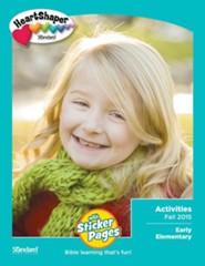 Heartshaper: Early Elementary Activities, Fall 2015