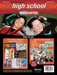 Encounter: High School Resources, Fall 2015
