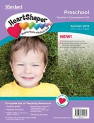 Preschool Teacher's Convenience Kit, Summer 2015