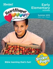 Early Elementary Activities, Summer 2015
