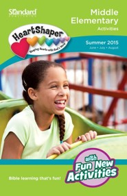 Middle Elementary Activities, Summer 2015