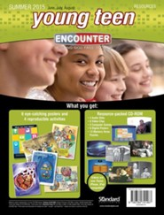 Young Teen Resources, Summer 2015