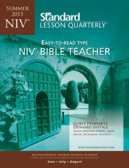 NIV &#174 Bible Teacher, Summer 2015