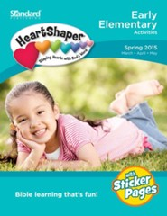 Early Elementary Activities, Spring 2015