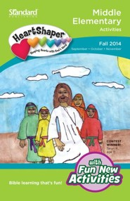 Middle Elementary Activities, Fall 2014
