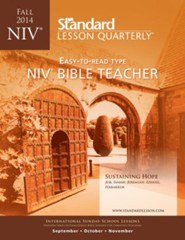 NIV Bible Teacher, Fall 2014    -