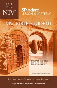 NIV Bible Student, Fall 2014