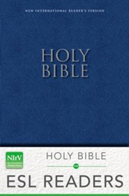NIrV Holy Bible for ESL Readers, Pink