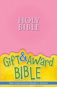 NIrV Gift & Award Bible, Pink