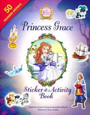 Princess Grace, Sticker Activity Book