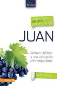 Juan, NIV Application Commentary: John  -     By: Gary M. Burge