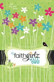 NKJV Faithgirlz Bible, hardcover