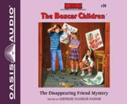#30: The Disappearing Friend Mystery - unabridged audiobook on CD