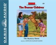 #34: The Mystery Horse - unabridged audiobook on CD