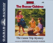 The Canoe Trip Mystery - Unabridged audiobook on CD