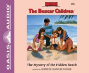 The Mystery of the Hidden Beach - Unabridged audiobook on CD
