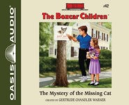 The Mystery of the Missing Cat - Unabridged audiobook on CD