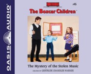 #45: The Mystery of the Stolen Music - unabridged audiobook on CD