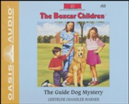 #53: The Guide Dog Mystery - unabridged audiobook on CD