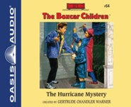 #54: The Hurricane Mystery - unabridged audiobook on CD