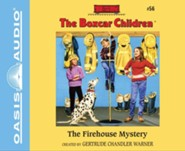 The Firehouse Mystery - unabridged audiobook on CD Unabridged