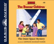 The Outer Space Mystery - unabridged audiobook on CD
