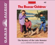 The Mystery of the Lake Monster - unabridged audiobook on CD