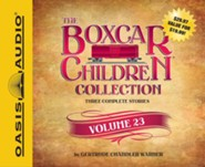 The Boxcar Children Collection Volume 23