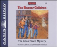 #71: The Ghost Town Mystery - unabridged audio book on CD