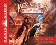 Jack Staples and the Poet's Storm - unabridged audio book on CD