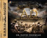 A.D. The Bible Continues: The Revelation that Changed the World - unabridged audio book on CD