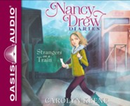 Strangers on a Train - unabridged audio book on CD
