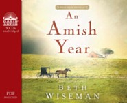 An Amish Year - unabridged audio book on CD